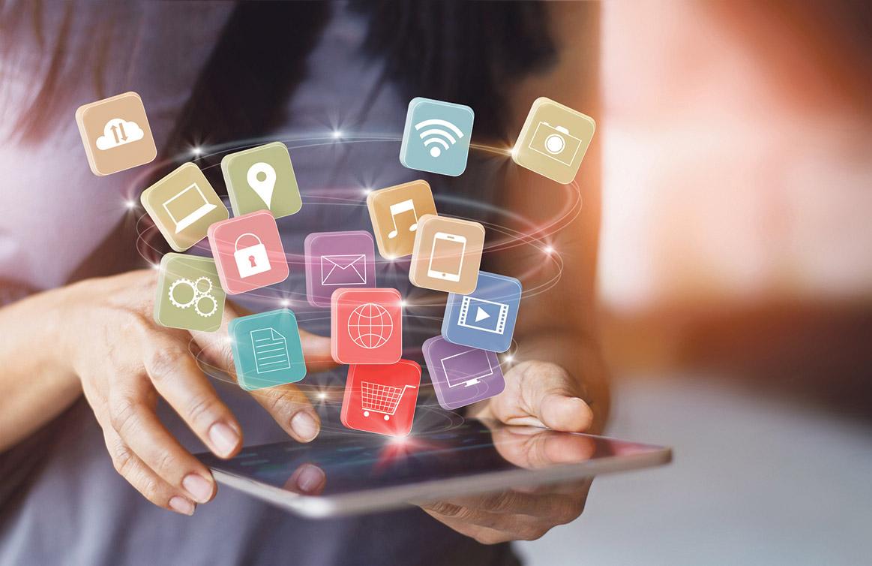 Online-Shopping mit dem Smartphone