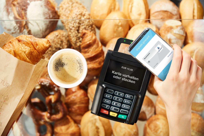Bezahlen heute – kontaktlos, digital, genial